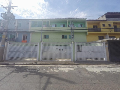 Sobrado Residencial À Venda, Parque Maria Luiza, São Paulo. - Codigo: So1924 - So1924