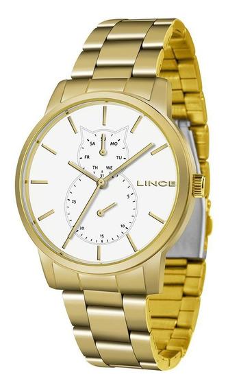 Relógio Feminino Lince Urban Lmgj086l-b1kx