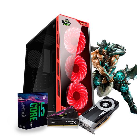 Pc Gamer I5 8400 B360m Aorus Gaming 3 Gtx 1060 3gb Mem 8gb