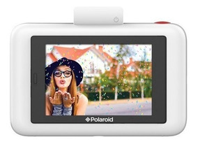 Câmera Polaroid Snap Touch Polstw Branco