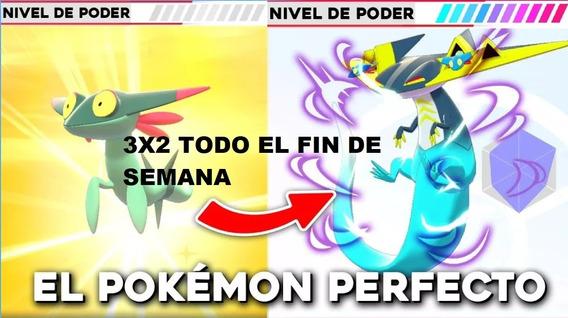 16 Pokemon Shiny Competitivo Home Espada Y Escudo