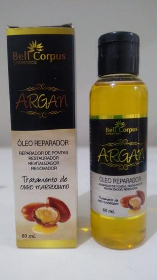 Kit 12 Oleo De Argan Reparador 60ml Bell Corpus Atacado