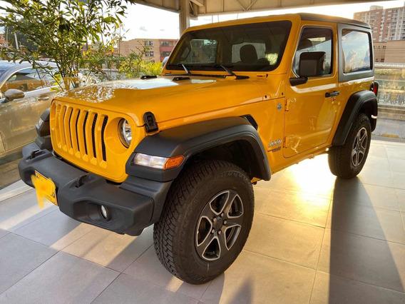 Jeep Wrangler Jl At 2020