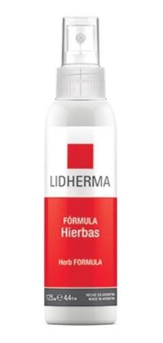 Imagen 1 de 10 de Hierbas 125ml Lidherma