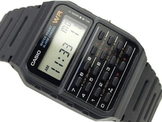 Relogio Calculadora Casio Ca-53 100% Novo E Original !!!!