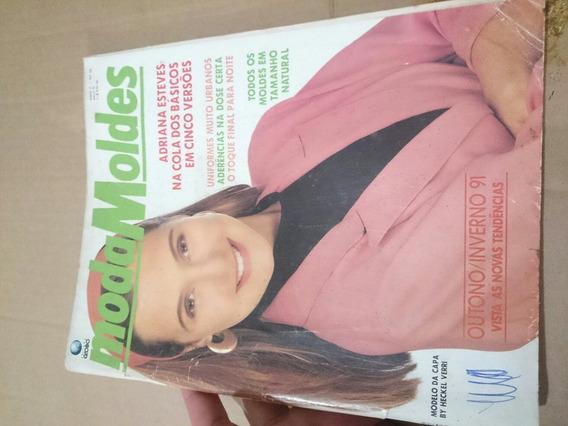Adriana Esteves Revista Moda Moldes 58