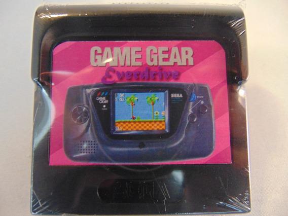 Flashcard Everdrive Game Gear Edgg Krikzz, Cartão E Case