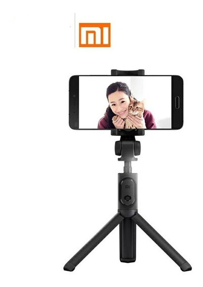 Tripode Selfie Stick Xiaomi Original Bluetooth iPhone