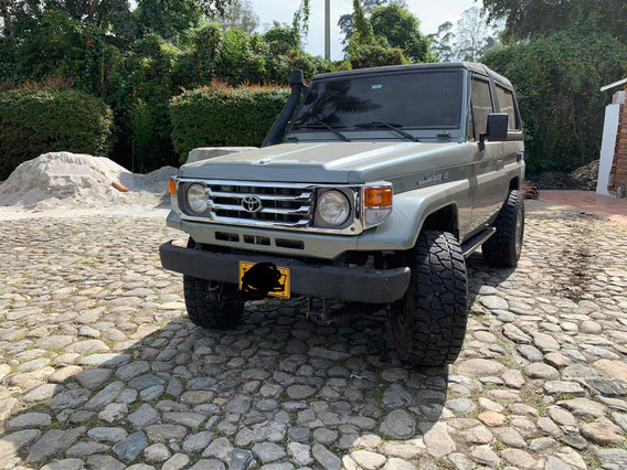 Toyota Fj Cruiser Clasico 85mec2008