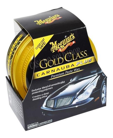 Cera De Carnaúba Gold Class Plus Premium 311g Meguiars
