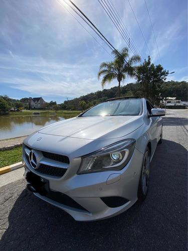 Imagem 1 de 15 de Mercedes-benz Classe Cla 2015 1.6 Vision Turbo 4p