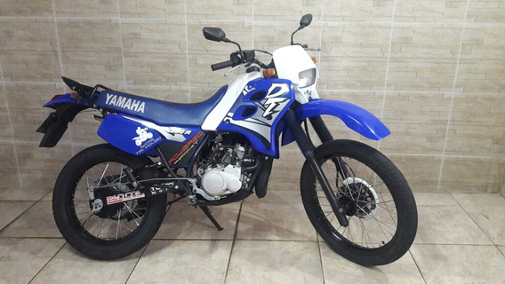 Yamaha Dt 200 Yamaha 97 200cc
