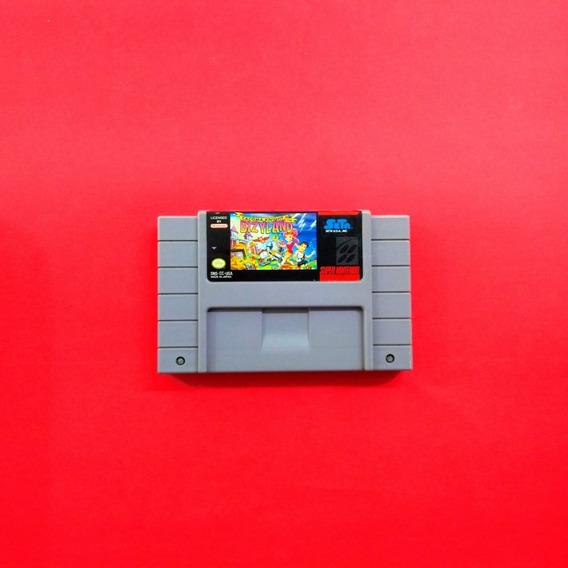Bizyland - Original Super Nintendo Snes