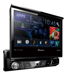 Stereo Pioneer Avh-x7750 Tv Mirrorlink + Sintonizador De Tv