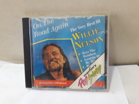 Cd Willie Nelson The Very Best Of On The Road