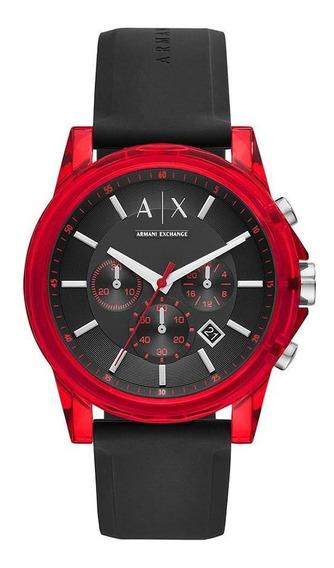 Relógio Armani Exchange Masculino Preto Ax1338/8pn