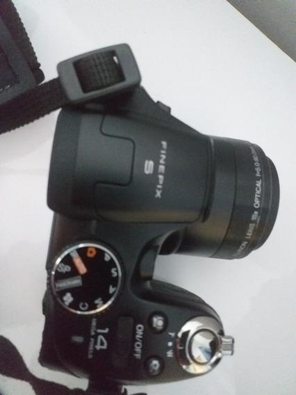 Maquina Fotografica Semi Profissional Fujifilm