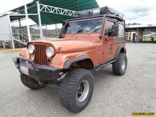 Jeep Llanero