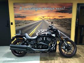 Harley Davidson Night Rod 2012 Preta Impecavel