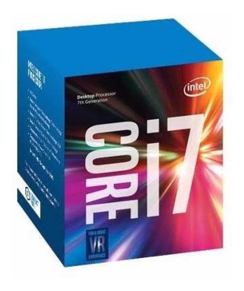 Procesador I7 7700 + Cooler Nuevo