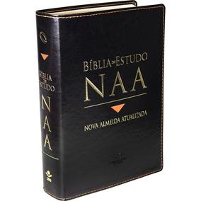Bíblia De Estudo Naa Nova Almeida Atualizada