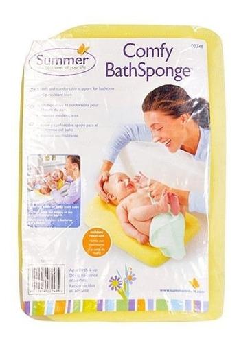 Esponja Confortável Para O Banho - Summer Infant