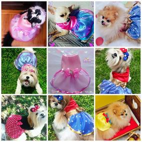 10 Vestidos Pet Fantasia Atacado Pet Shop Por 15,99 Cada Um