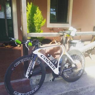 Bicicleta Colner Tt1 Triatlón Carbono (precio En Dólares)