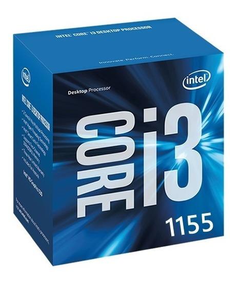 Processador Intel Core I3 3220 3.3 Ghz Terceira Geração 1155