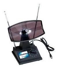 Antena Interna Mini Parabolica Tv-350