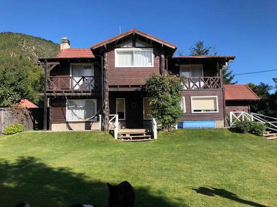 Casa + Quincho Frente Al Lago