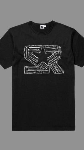 Camiseta S R Osso Masculina
