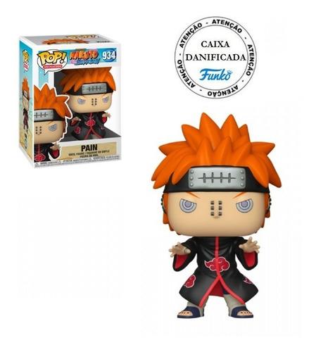 Boneco Pop Funko Naruto Shippuden Pain #934