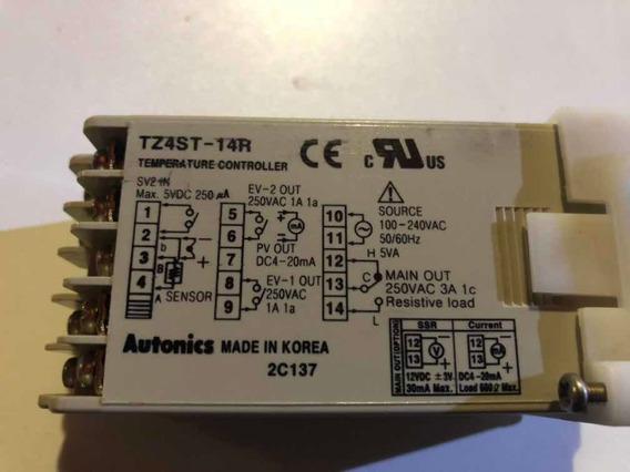 Controlador De Temperatura Tz4st-14r