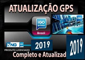 Atualização Gps Igo Amigo 8.4 Atualizado 2019. Env. Imediato