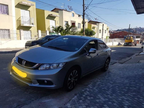 Honda Civic 2015 2.0 Lxr Flex Aut. 4p