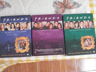 Friends - 1ra, 2da, 5ta Y 6ta Temporadas. -