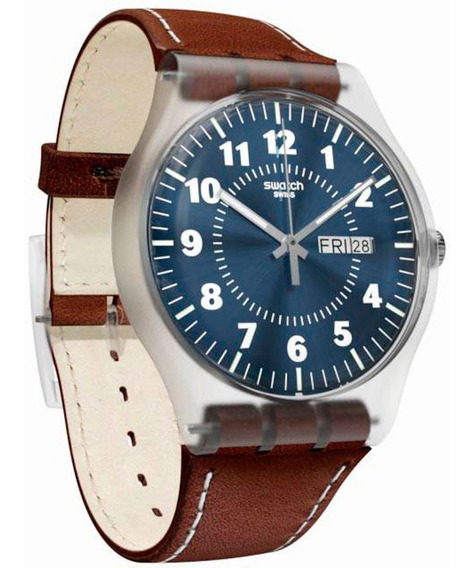 Relógio Masculino Swatch Vent Brulant - Suok709