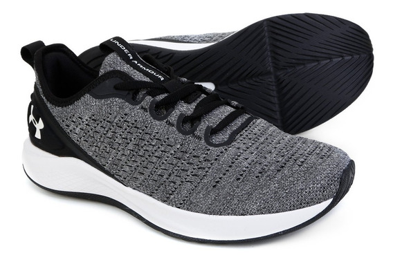 Tênis Under Armour Charged Prospect Masculino - Cinza/preto