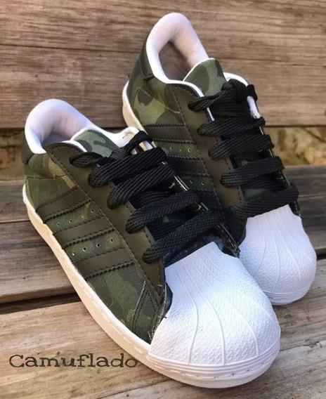 Zapatillas Camuflada