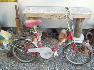 Bicicleta Plegable Ornella Rod 20 Tipo Aurorita