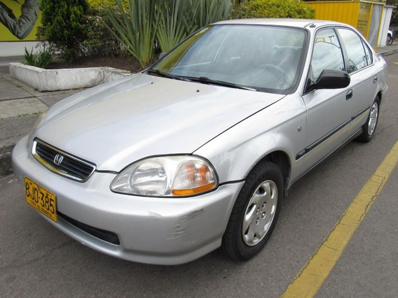 Honda Civic Lx Automatico 1.6 Sedan