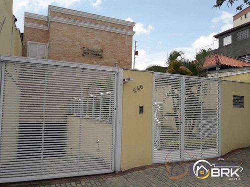 Imagem 1 de 15 de Casa Com 3 Dormitórios À Venda Por R$ 500.000,00 - Vila Guilhermina - São Paulo/sp - Ca0507