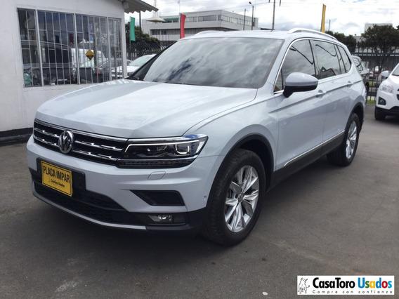 Volkswagen Tiguan Allspace Confortline 2000cc 2018