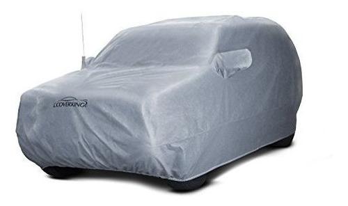 Imagen 1 de 7 de Coverking Custom Fit Car Cover Para Ciertos Modelos Mitsubis