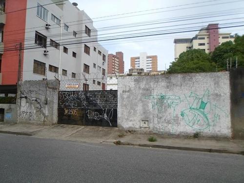 Terreno Para Alugar Na Cidade De Fortaleza-ce - L13573