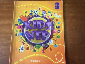 Livro Kids Web 3 + Cd-rom Frete Grátis