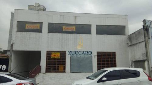 Prédio Comercial  1320 M² Alugar Por R$ 25.000/mês - Ponte Grande - Guarulhos/sp - Pr0322