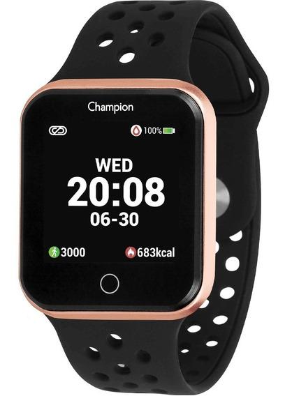Relógio Champion Smartwatch Ch50006z