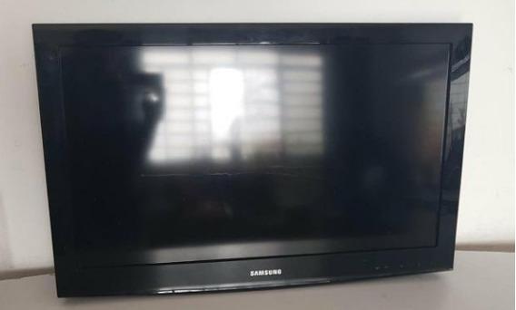 Tv Samsung Ln32e420e2g Com Display Quebrado
